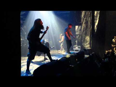 Suicide Silence - Sacred Words (live Impericon Festival Amsterdam 03'05'15)