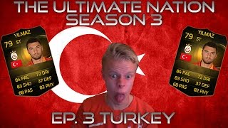 The Ultimate Nation S3 - #3 | TURKEY - FACE CAM ft. IF YILMAZ! + Where have I been? Thumbnail