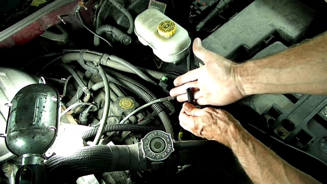 2003 Jeep Cherokee Fuse Diagram Trouble Code P1494 Youtube