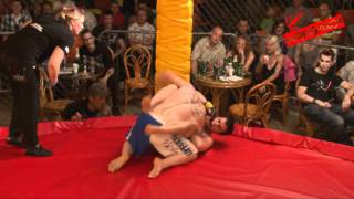 BATTLEZONE 2 MMA4   Jamie Hales (Independent) VS Kirk Heely (Daves Gym) SHAREFIGHT.COM