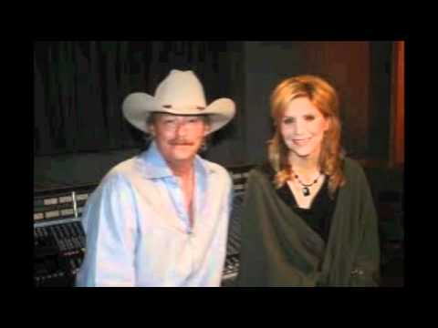 The angels cried Alan jackson & alison krauss Lyrics