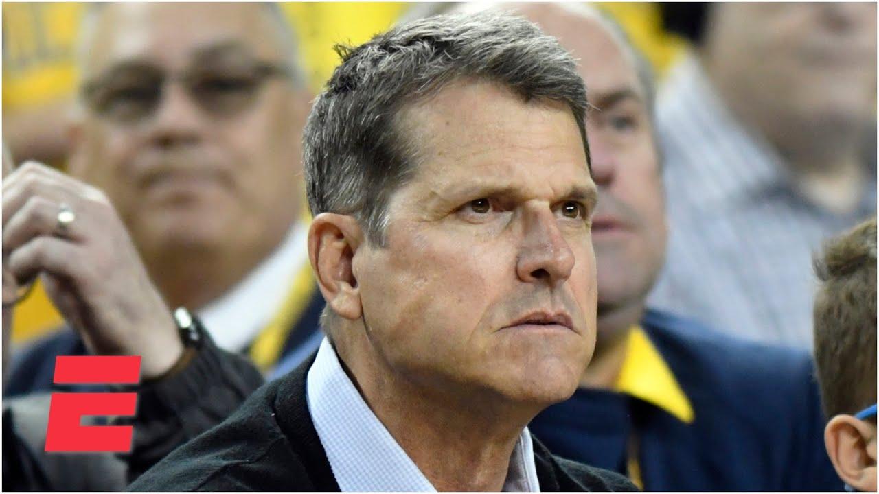 Download Should Jim Harbaugh leave Michigan and return to the NFL?   Keyshawn, JWill & Zubin