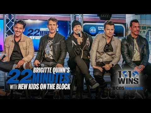 22 Minutes With New Kids On The Block