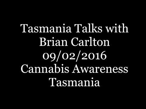 Tasmania Talks with Brian Carlton Lyn Cleaver 9 Feb 2016