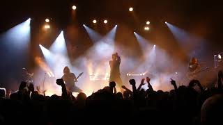 Heaven Shall Burn live at Le Metronum (full audio concert + incomplete video) - 2018/03/23