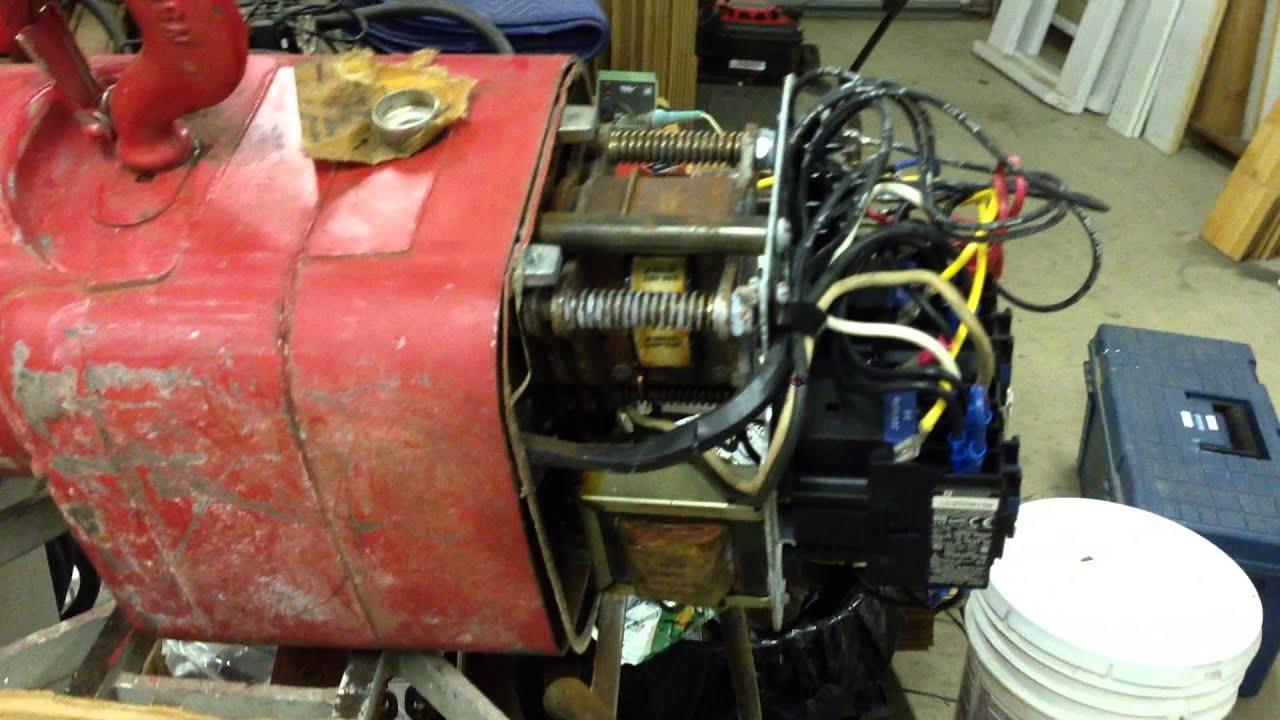 dayton 9k601 9k601d 1 2 ton electric chain hoist youtube dayton hoist 2 ton dayton electric chain hoist wiring diagram [ 1920 x 1080 Pixel ]