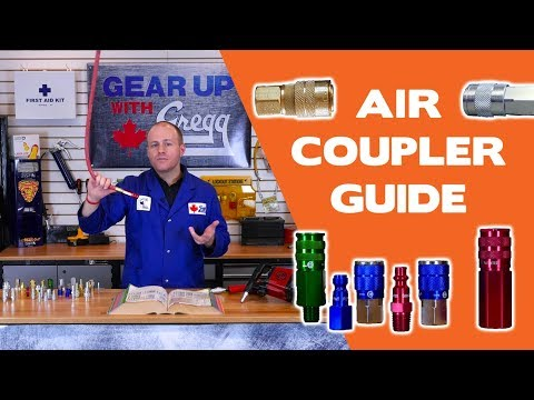 The Ultimate Guide To Fittings And Couplers For Air Tools - Gear Up With Gregg's