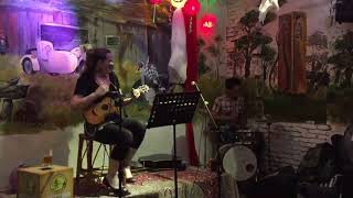 SineKwaNon LIVE Ruong PubHub - Sweet Child Guns n Roses - 16.10.2018