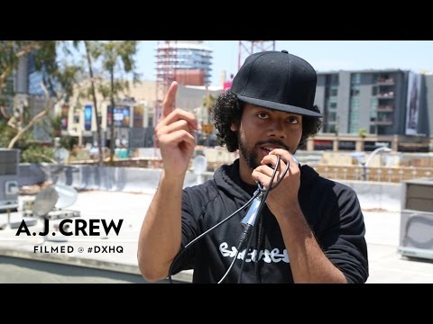 A.J. Crew Hollywood Freestyle