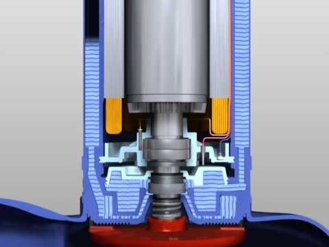 Sulzer abs submersible afp series pumps youtube for Submersible hydraulic pump motor
