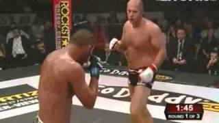 Strikeforce: Dan Henderson vs Fedor Emelianenko