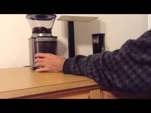 Cuisinart DBM-8 Burr Mill Coffee Grinder Review