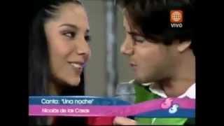 Grace Y Nicolas Cantan Juntos ♥