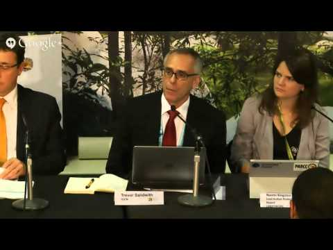 IUCN World Parks Congress Press Conference - Protected Planet Report