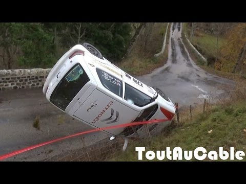 Best of Rallye Rally 2016 compilation Crash Mistakes Show Spin by ToutAuCable [HD]