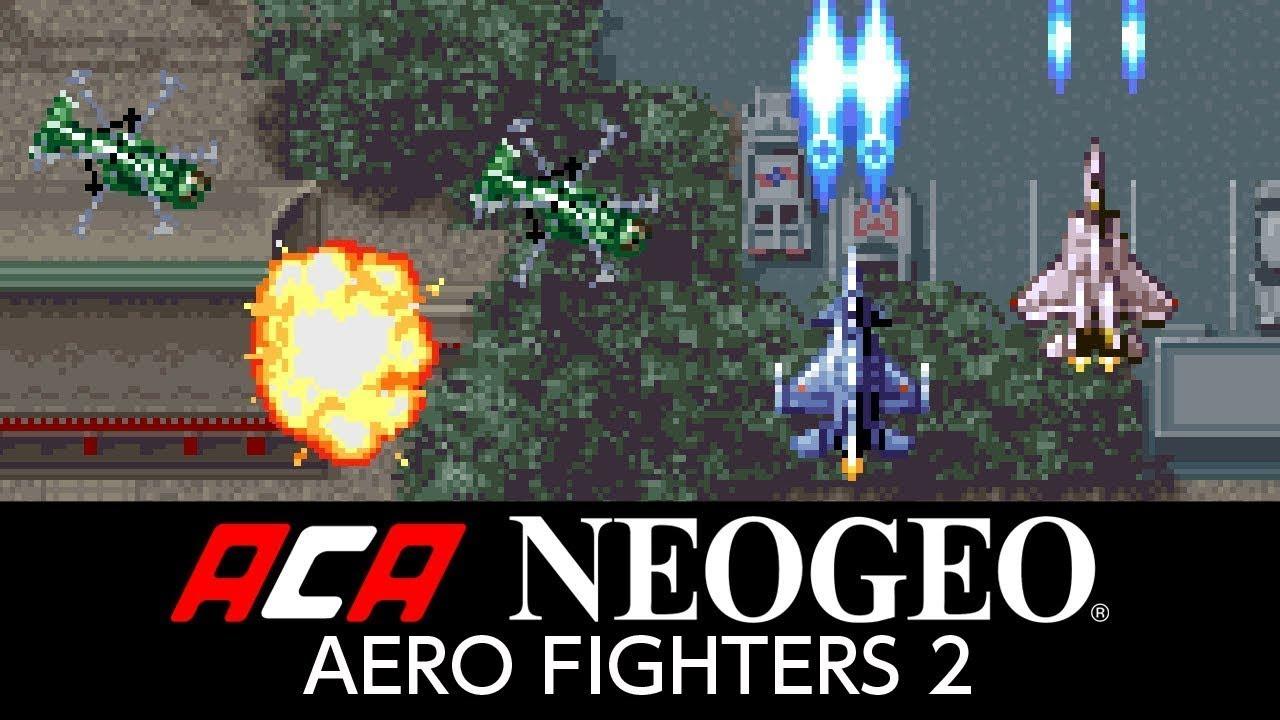 aero fighter 2 game free download