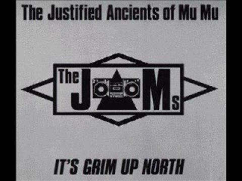 The Jams - It s Grim Up North (Part 1 - 12inch)