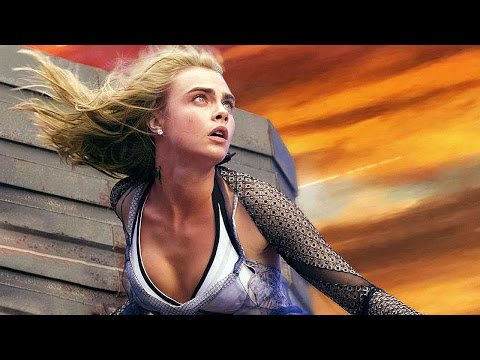 VALERIAN and the City of a Thousand Planets Trailer (Sci-Fi Movie - 2017)