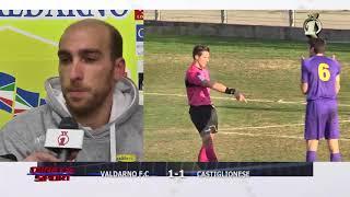 Eccellenza Girone B Valdarno-Castiglionese 1-1