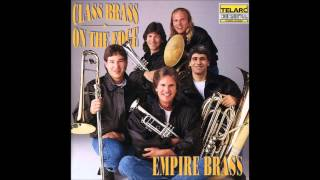 "Empire Brass: 12. Igor Stravinsky- Berceuse from ""The Firebird"""