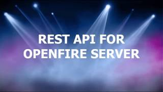 USE OPENFIRE REST API PHP CLIENT