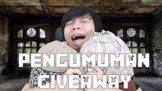 Pengumuman Pemenang Giveaway - Miawaug Live Stream