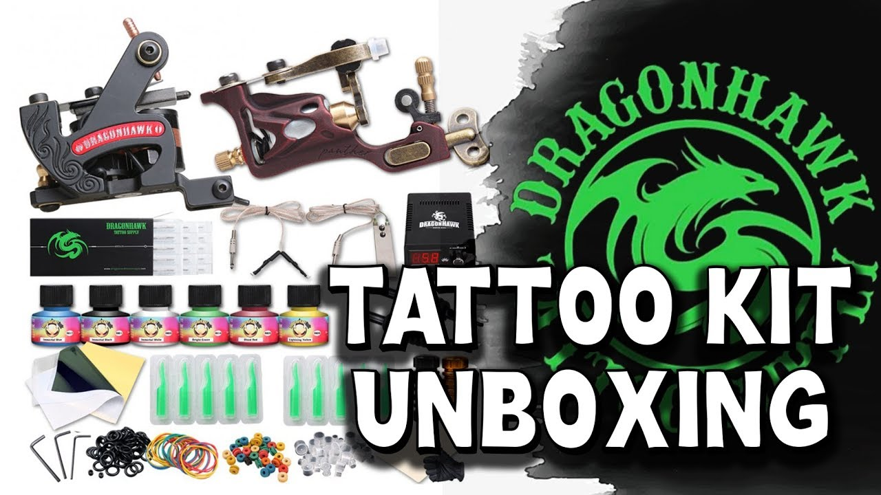 Best Tattoo Machines For Beginners This Year-Try It