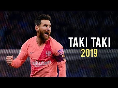 Lionel Messi - Taki Taki | Skills & Goals 2018/2019 | HD
