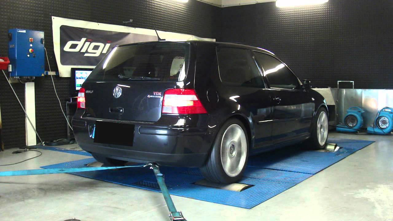 reprogrammation moteur vw golf 4 tdi 150cv 188cv dyno digiservices youtube. Black Bedroom Furniture Sets. Home Design Ideas