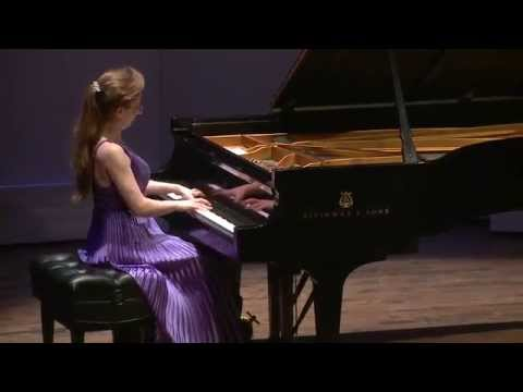 Schumann Piano Sonata in F sharp minor Op.11 Mov. 1 and 2 - Marianna Prjevalskaya piano