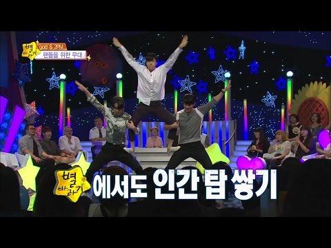 【TVPP】2PM  2PM's Hit Song Medley, 투피엠  팬들을 위한 히트송 메들리 @ Star Story