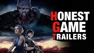 Honest Game Trailers | Resident Evil 3
