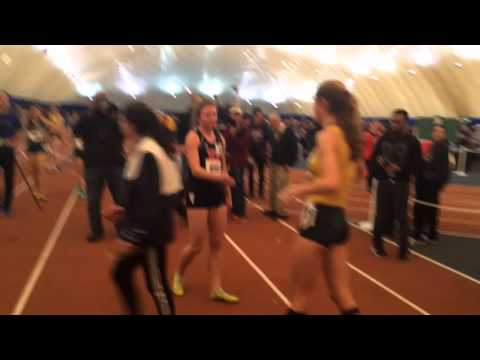 Christina Rancan Of West Windsor South Wins 1600 At The Meet Of Champions