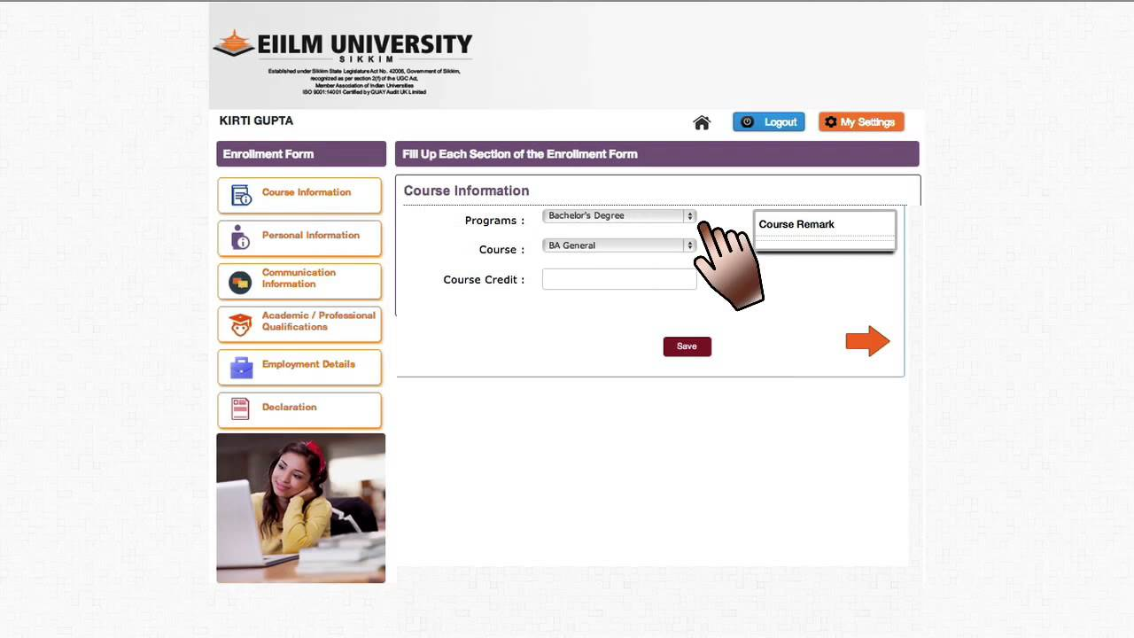 How It Works Video Guide : EIILM University - Online Education ...