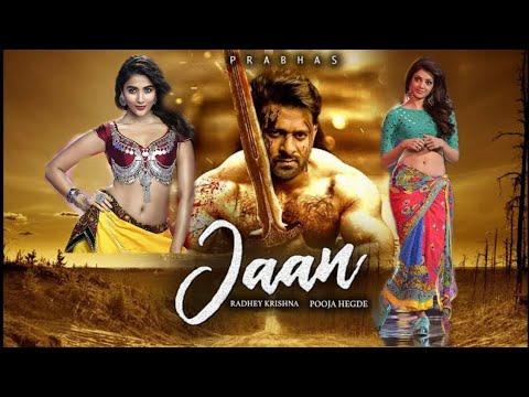 Jaan Movie Trailer   Prabhas   Pooja Hegde   Kajal Agarwal   Release Date 2020