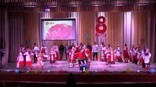 Ансамбль песни и танца Брянского ГАУ - РОЗА
