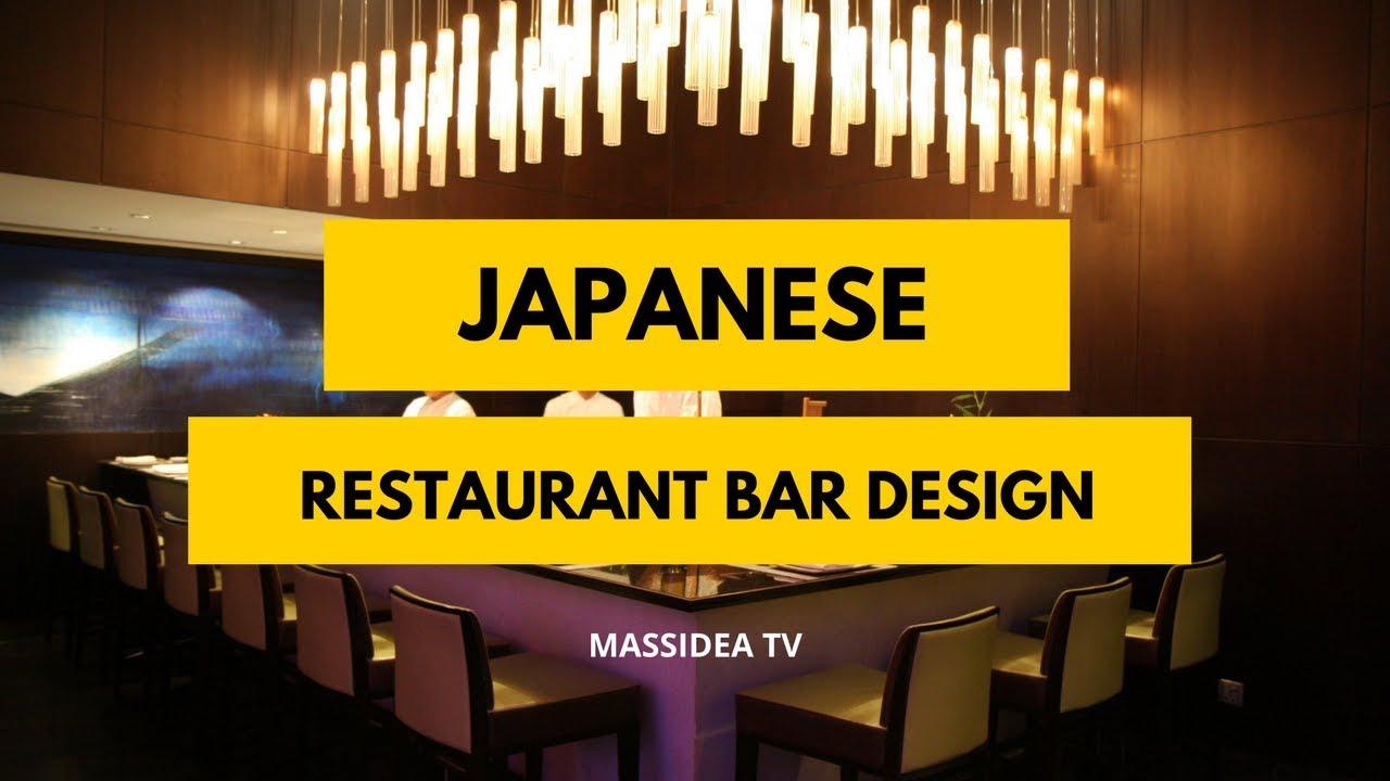 100 best japanese restaurant bar design ideas