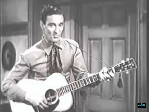 Ernest Tubb   Walking The Floor Over You (from The 1943 Movie, Fighting  Buckaroo