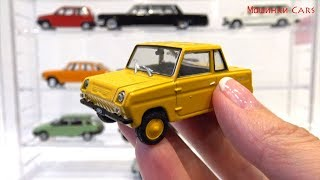 Toy Russian collectible cars
