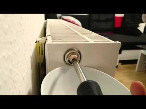heizk rper richtig entl ften modenerco doovi. Black Bedroom Furniture Sets. Home Design Ideas