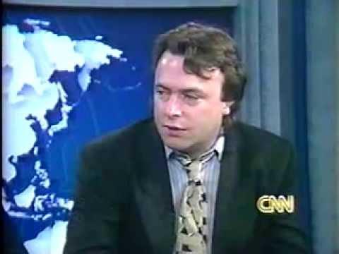 Sidney Blumenthal debates Christopher Hitchens May 21 1992