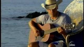 Kenny Chesney- No Shoes No Shirt No Problems & Old Blue Chair (Live)