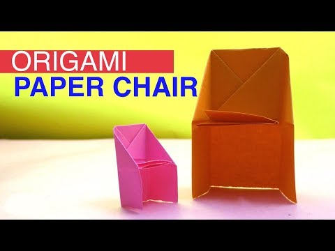 How to Make Wall Chair with Paper | Easy DIY Home Decor Ideas