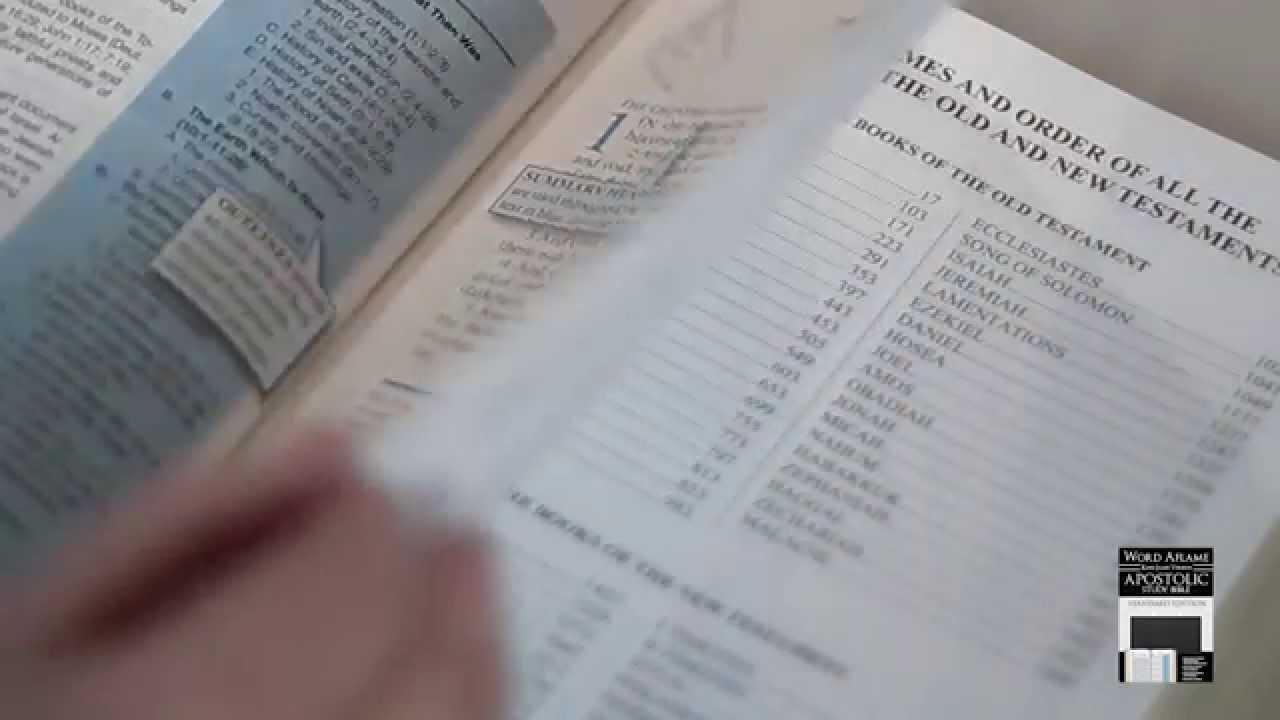 APOSTOLIC BIBLE STUDY EBOOK DOWNLOAD