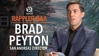 Rappler Q&A With San Andreas Director Brad Peyton