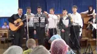 Короткое видео о томской церкви ХВЕ