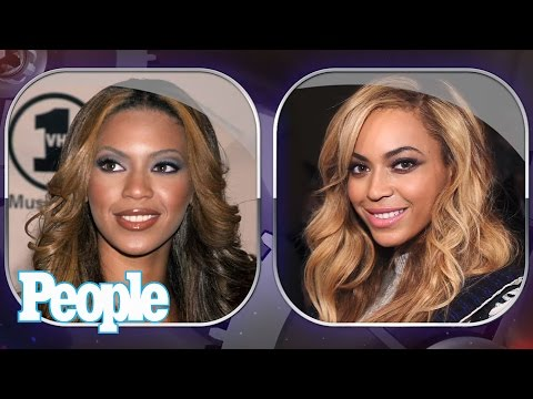 Beyonce's Evolution of Looks | People