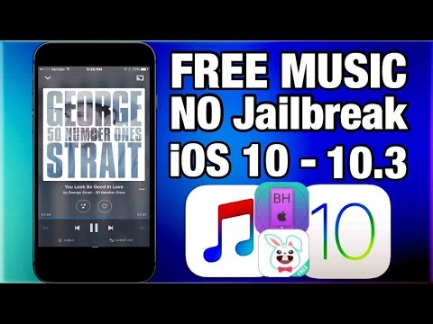 DOWNLOAD FREE MUSIC [iOS 10] THREE EASY METHODS  No Jailbreak No Computer