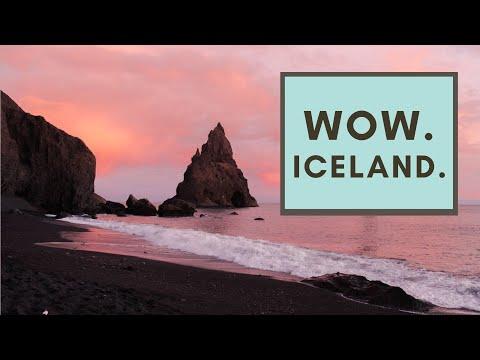 Iceland - A 5 day road trip | Where's Mollie?