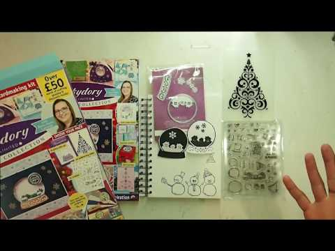 Hunkydory Cardmaking Collection Magazine & Kit #02